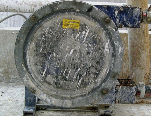 Pompe peristaltiche – Edilizia – Tunnelling