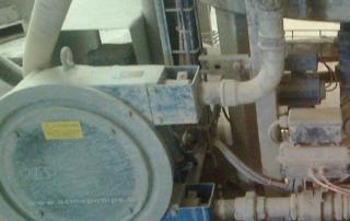 Pompe peristaltiche trattamento ceramica